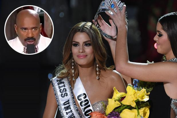 Miss Universe Disaster: 4 Theories on Why Steve Harvey Screwed Up