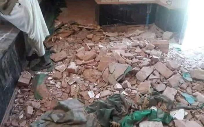 Churches and mosques in Ethiopia are being attacked and their sacred treasures looted in a catastrophic conflict in the northern Tigray region - Dalya Alberge/Dalya Alberge