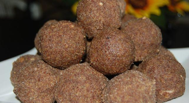 Winter Superfood: Millet Ladoos