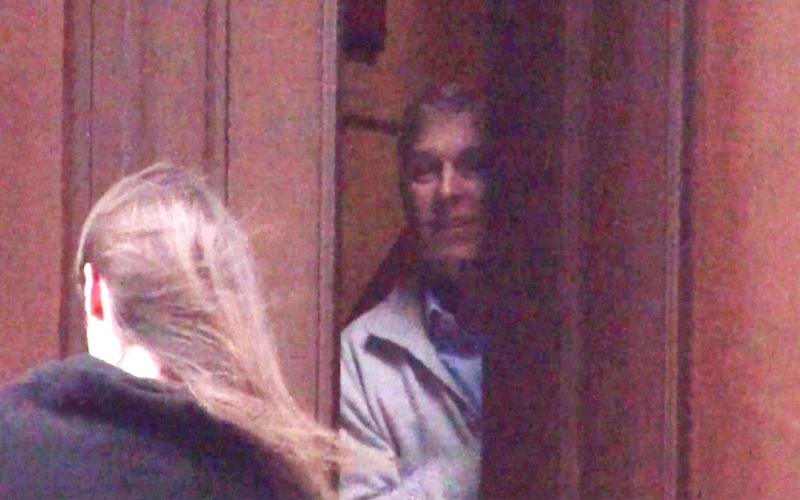 Duke of York pictured inside mansion of convicted paedophile Jeffrey Epstein - © 2010 by Mail on Sunday