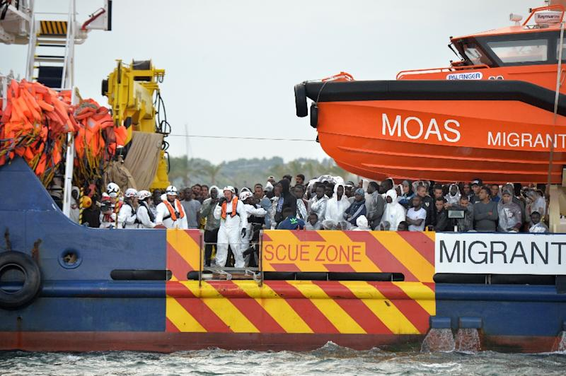 115 illegal migrants rescued off Libya's coast