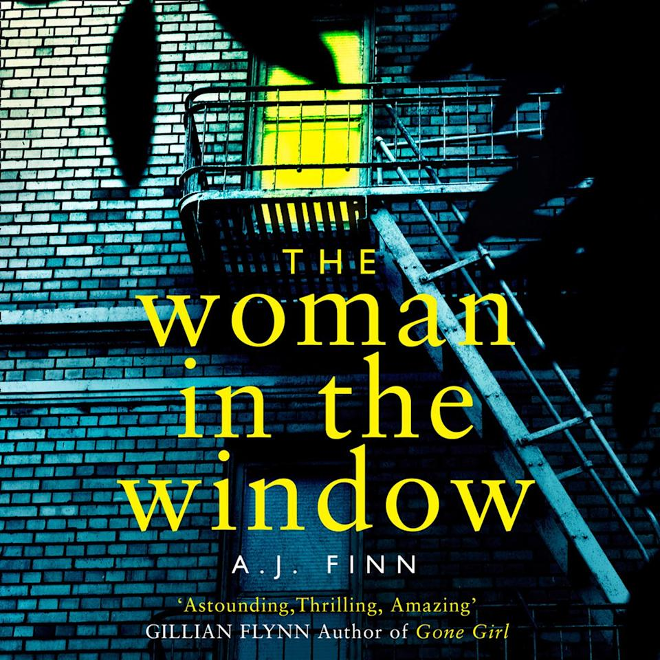 The Woman in the Window is based on the book of the same name