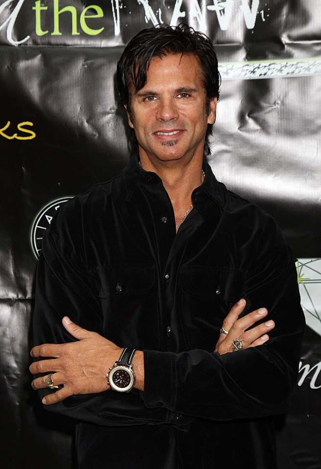 "January 20: Lorenzo Lamas turns 53 Arnold Turner/<a href=""http://www.wireimage.com"" target=""new"">WireImage.com</a> - October 17, 2010"