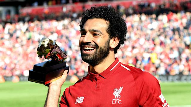 The Bayern Munich and Germany forward believes Liverpool's attacker could make himself a real contender for the award if the Reds win Saturday