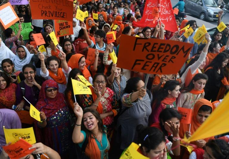 "Pakistan's Human Rights Commission says violence against women is ""pervasive and intractable"" in the deeply conservative country"