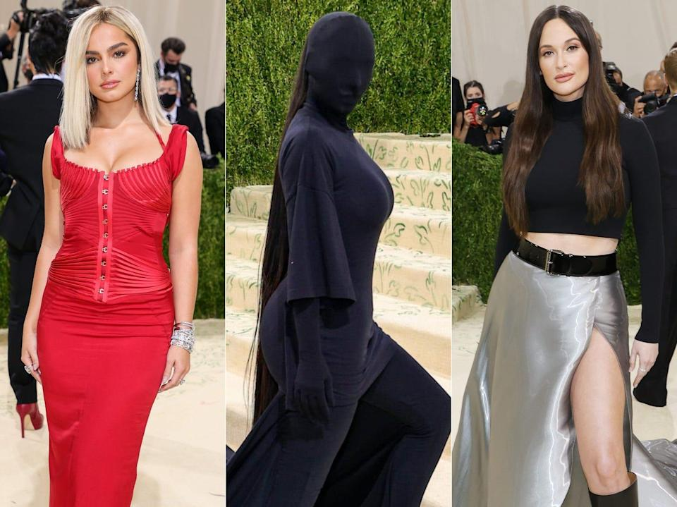 These celebrity looks at the Met Gala either made no sense or were simply boring.