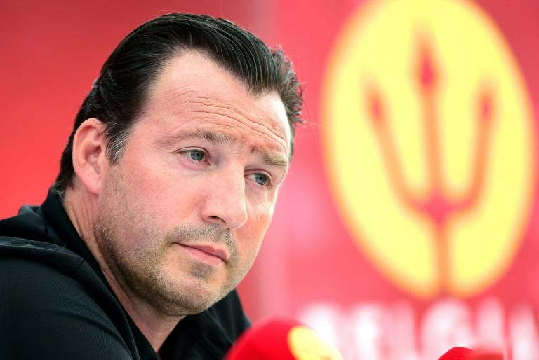 Former Belgium coach Marc Wilmots has been appointed to lead Ivory Coast's World Cup qualifying bid (AFP Photo/EMMANUEL DUNAND)
