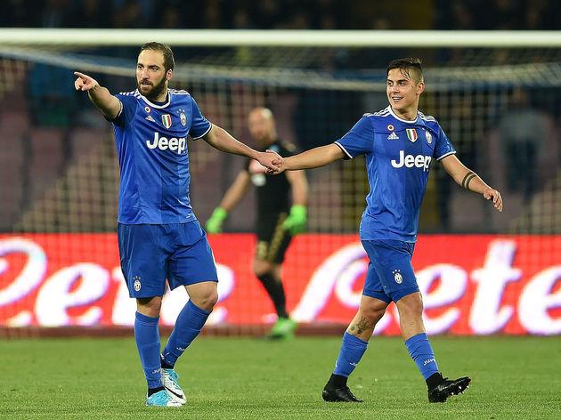SSC Napoli v Juventus FC - TIM Cup