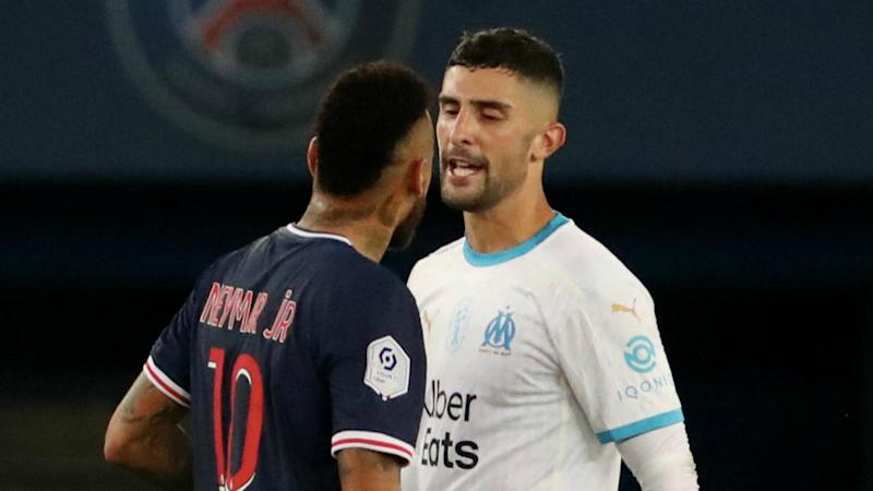 Tuchel and Villas-Boas say no place for racism but did not hear alleged abuse of Neymar during PSG v Marseille