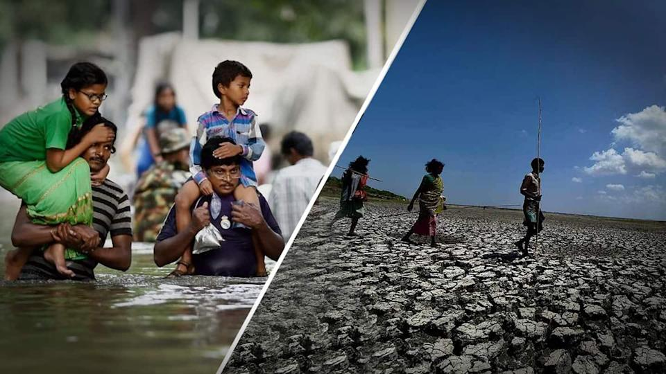 From droughts to floods: Chennai