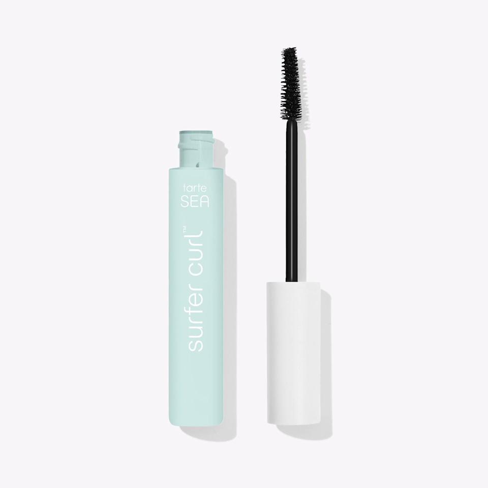 <p>Loaded with antioxidants and vitamin E, the <span>Tarte SEA Surfer Curl™ Volumizing Mascara</span> ($23) will give your lashes a weightless lift and curl.</p>