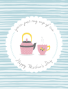 "<p>For moms who love puns (and tea), here's the perfect printable. Take it the extra mile by taping some tea bags inside for her to enjoy.</p><p><em><strong>Get the printable at <a href=""https://www.catchmyparty.com/blog/free-printable-pastel-mothers-day-cards"" rel=""nofollow noopener"" target=""_blank"" data-ylk=""slk:Catch My Party"" class=""link rapid-noclick-resp"">Catch My Party</a>.</strong></em></p>"