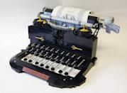 """<div class=""""caption-credit""""> Photo by: Flickr</div><div class=""""caption-title"""">LEGO Typewriter</div>LEGO artist Matt Armstrong, a.k.a. """"Monsterbrick,"""" does some truly amazing things with LEGOs, especially with his """"Steampunk LEGO Inventions,"""" series. This Lego creation is of an old-school typewriter that, I know, you probably won't actually use. However, how cool would it look in a home office or living room as a piece of decor? <br> <i><a href=""""http://www.babble.com/mom/20-wacky-yet-practical-items-made-of-legos/?cmp=ELP bbl lp YahooShine Main  011013  20wackyyetpracticalitemsmadeoflegos famE   """" rel=""""nofollow noopener"""" target=""""_blank"""" data-ylk=""""slk:Learn more from Matt Armstrong's Flickr feed"""" class=""""link rapid-noclick-resp"""">Learn more from Matt Armstrong's Flickr feed</a></i>"""