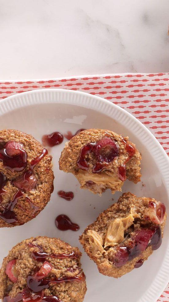 "<p>It's like breakfast and lunch combined.</p><p>Get the recipe from <a href=""https://www.delish.com/cooking/recipe-ideas/recipes/a36339/peanut-butter-jelly-muffins-recipe-wdy0214/"" rel=""nofollow noopener"" target=""_blank"" data-ylk=""slk:Delish"" class=""link rapid-noclick-resp"">Delish</a>.</p>"
