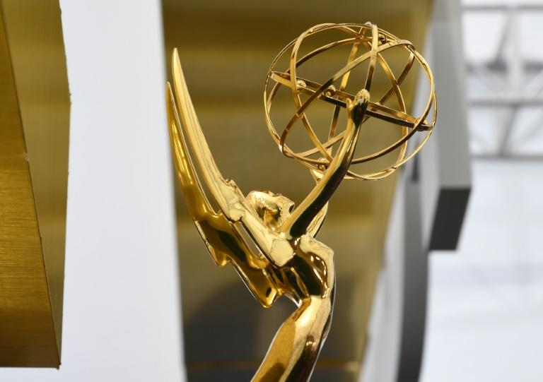 'Virtual' Emmys open with cardboard cutouts, remote video calls