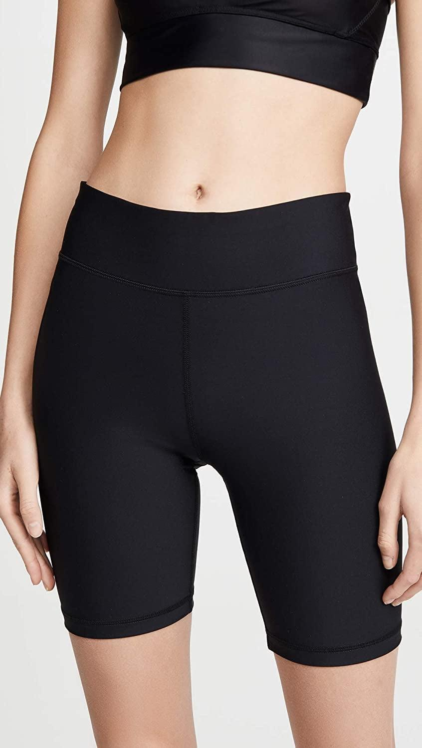 <p>Sweaty activities call for these <span>The Upside Matte Spin Shorts</span> ($80).</p>