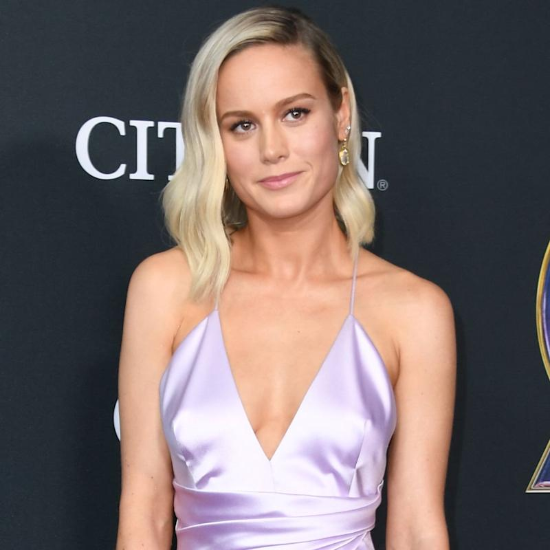 "Just When We Thought We Couldn't Love Miley's ""Slide Away"" More, Brie Larson Shared a Cover"