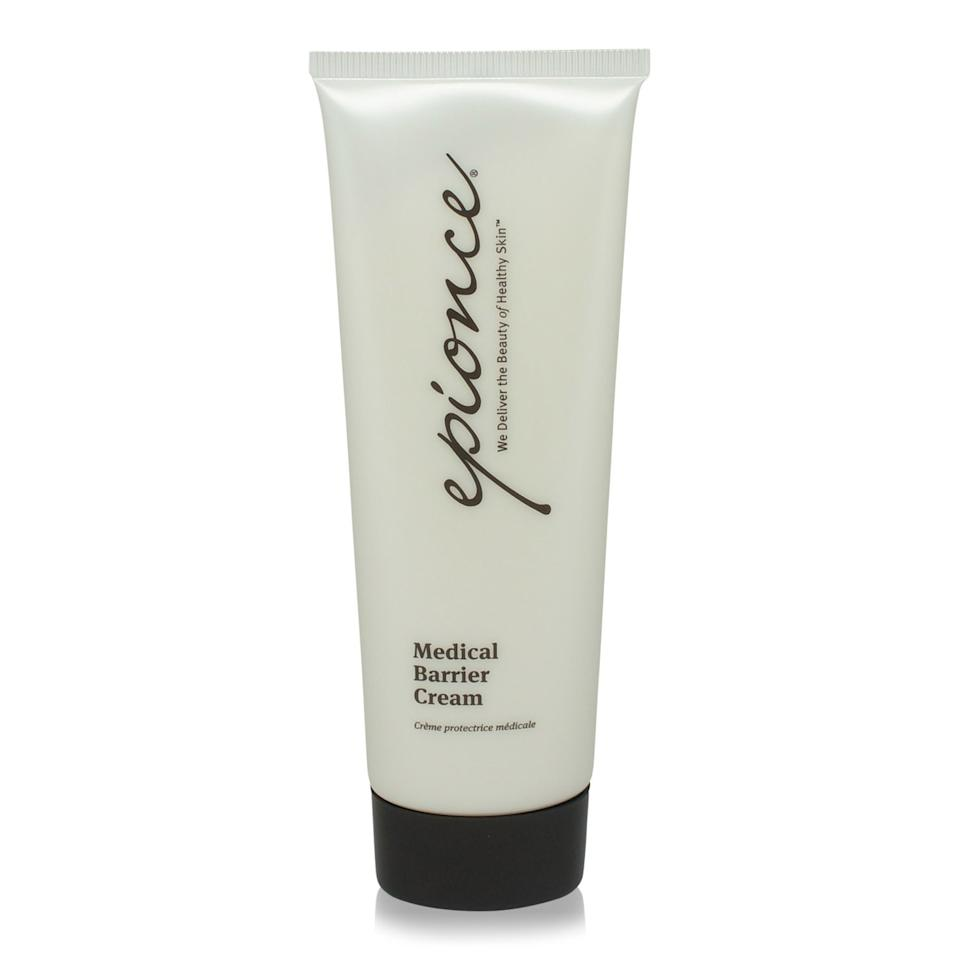 """<p>Dermatologist Carl Throfeldt developed this hard-working calming cream to help repair the skin barrier and curb chronic inflammation. Comprised of rosehip, meadowfoam seed, and avocado oils, it aids in not only deeply nourishing the skin but in locking in moisture, too. This way the skin is able to replenish itself <em>and</em> remain in a happy state.</p> <p><strong>$46</strong> (<a href=""""https://shop-links.co/1638882034602428594"""" rel=""""nofollow"""">Shop Now</a>)</p>"""