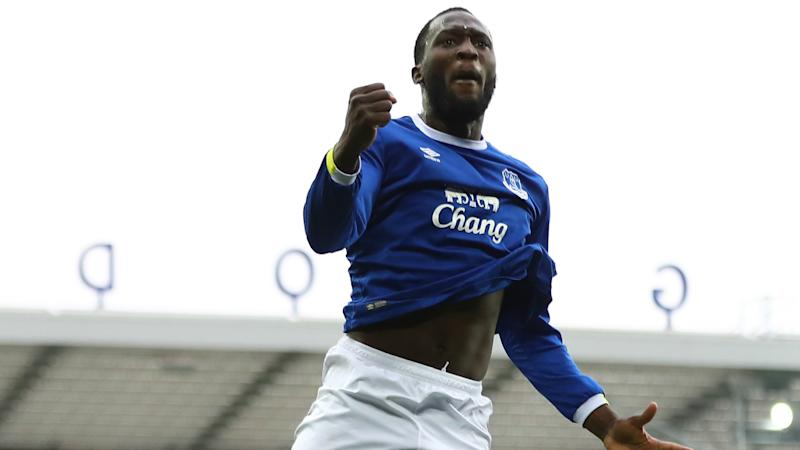 Romelu Lukaku Everton Premier League