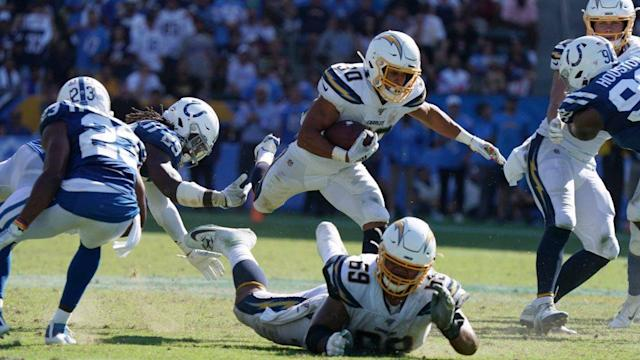 How to Watch Chargers vs Titans, NFL Week 7 Live Stream, Schedule, TV Channel, Start Time
