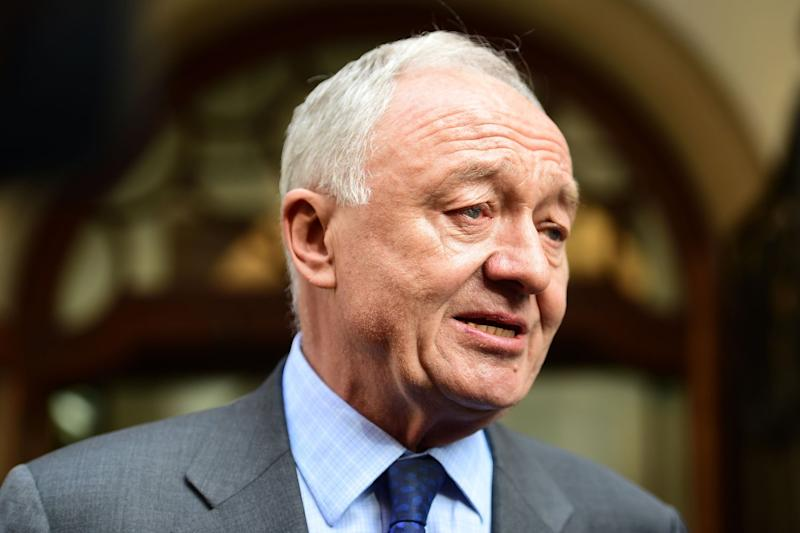 Suspended from the Labour party for one year: Ken Livingstone: Lauren Hurley/PA