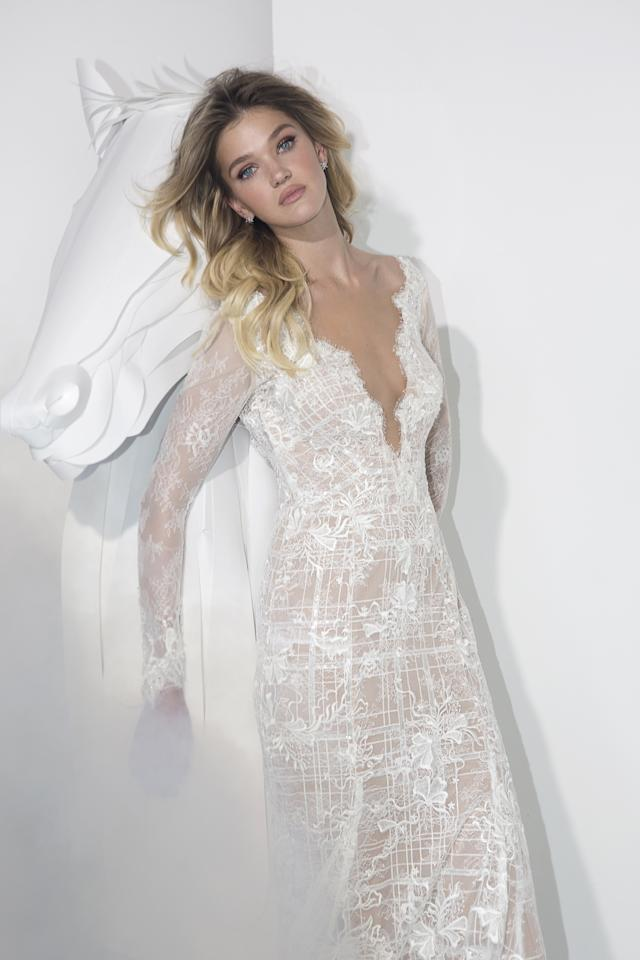 yaniv persy couture bridal spring 2019