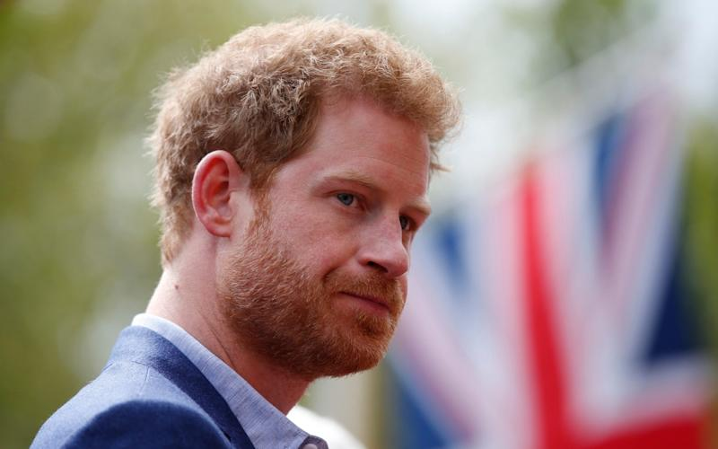 Prince Harry sought help over the death of his mother - REUTERS