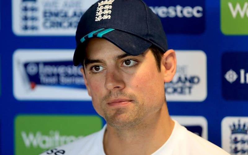 Alastair Cook - Credit: PA