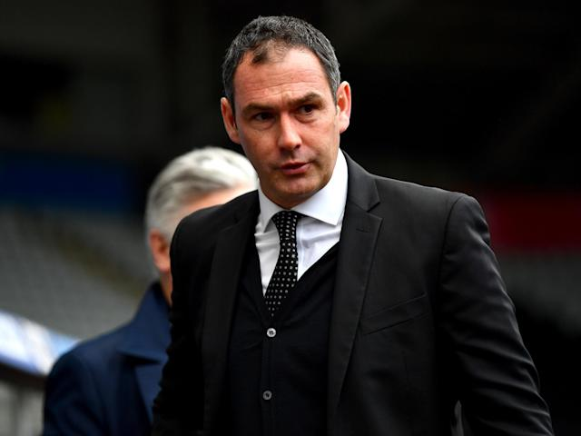 Reading appoint former Swansea boss Paul Clement as new manager