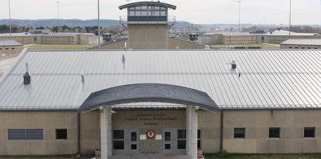 Administrative U.S. Penitentiary Thomson is shown in this undated photo in Thomson, Illinois, U.S., obtained January 18, 2018.   U.S. Federal Bureau of Prisons/Handout via REUTERS