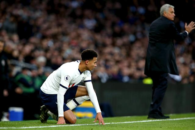 Jose Mourinho seems to have already unlocked Dele Alli with Tottenham Hotspur. (Photo by Steven Paston/EMPICS/PA Images via Getty Images)