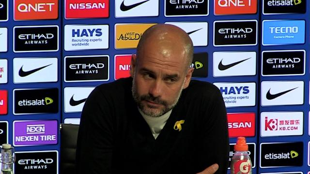 11-5-2018 - EPL - MCFC manager pre-match press conference v Southampton