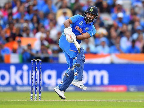 Go easy on Pant