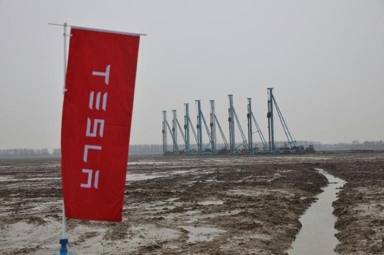 The plant will eventually have an annual production capacity of 500,000 vehicles, Tesla says