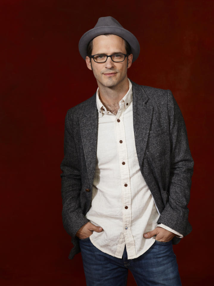 """Tony Lucca (Team Adam) competes on """"The Voice."""""""
