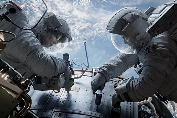NASA Astronauts Talk 'Gravity': 'Somebody Did Their Homework' (Video)