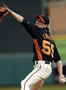 Tim Lincecum got spring games off to a bang-up start by giving up four straight hits