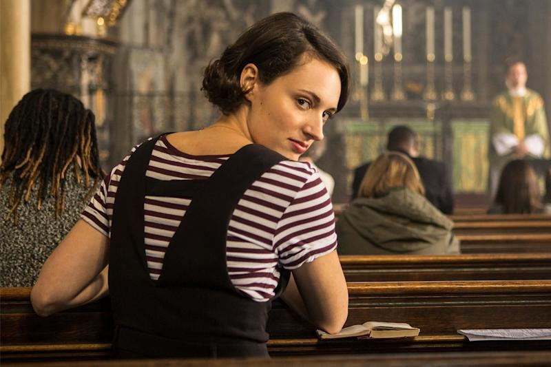 Many people thought Fleabag was robbed (Photo: BBC)