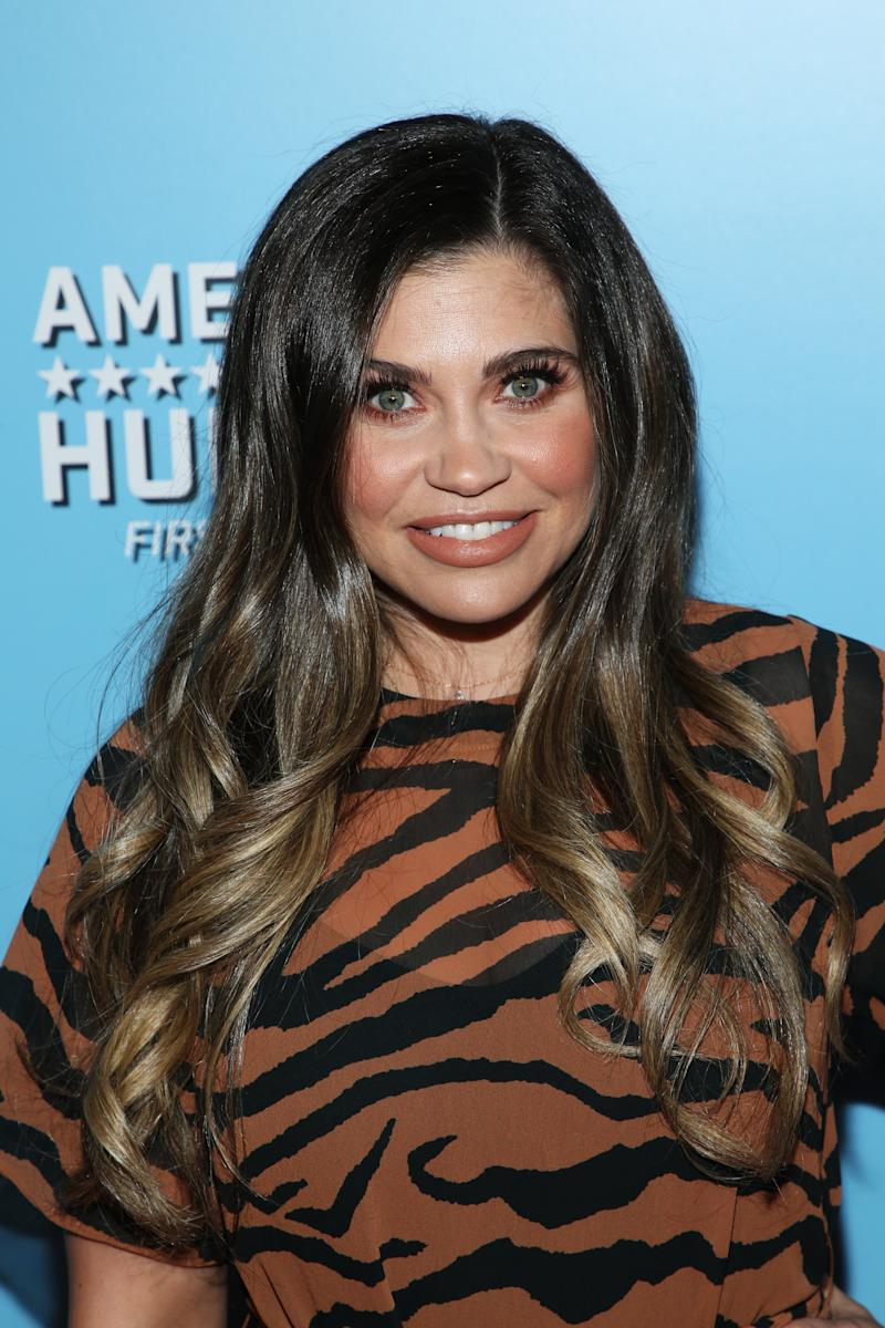 BEVERLY HILLS, CALIFORNIA - OCTOBER 05: Danielle Fishel attends the 9th Annual American Humane Hero Dog Awards at The Beverly Hilton Hotel on October 05, 2019 in Beverly Hills, California. (Photo by Phillip Faraone/FilmMagic)