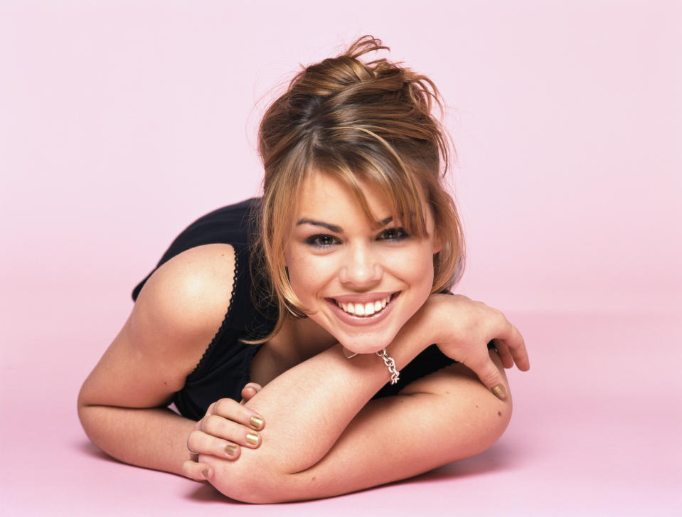 English singer and actress Billie Piper or Billie, circa 2000. (Photo by Tim Roney/Getty Images)