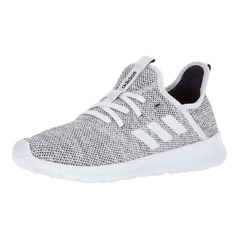 "<p><strong>adidas</strong></p><p>amazon.com</p><p><strong>$46.97</strong></p><p><a href=""https://www.amazon.com/dp/B072BVVBNG?tag=syn-yahoo-20&ascsubtag=%5Bartid%7C10055.g.4707%5Bsrc%7Cyahoo-us"" rel=""nofollow noopener"" target=""_blank"" data-ylk=""slk:Shop Now"" class=""link rapid-noclick-resp"">Shop Now</a></p><p>Get her new year started on the right foot (get it?) with a pair of Amazon's best-selling running shoes. The supportive cushioning and lining make them comfortable enough for her longest runs or back-to-back errands.</p>"