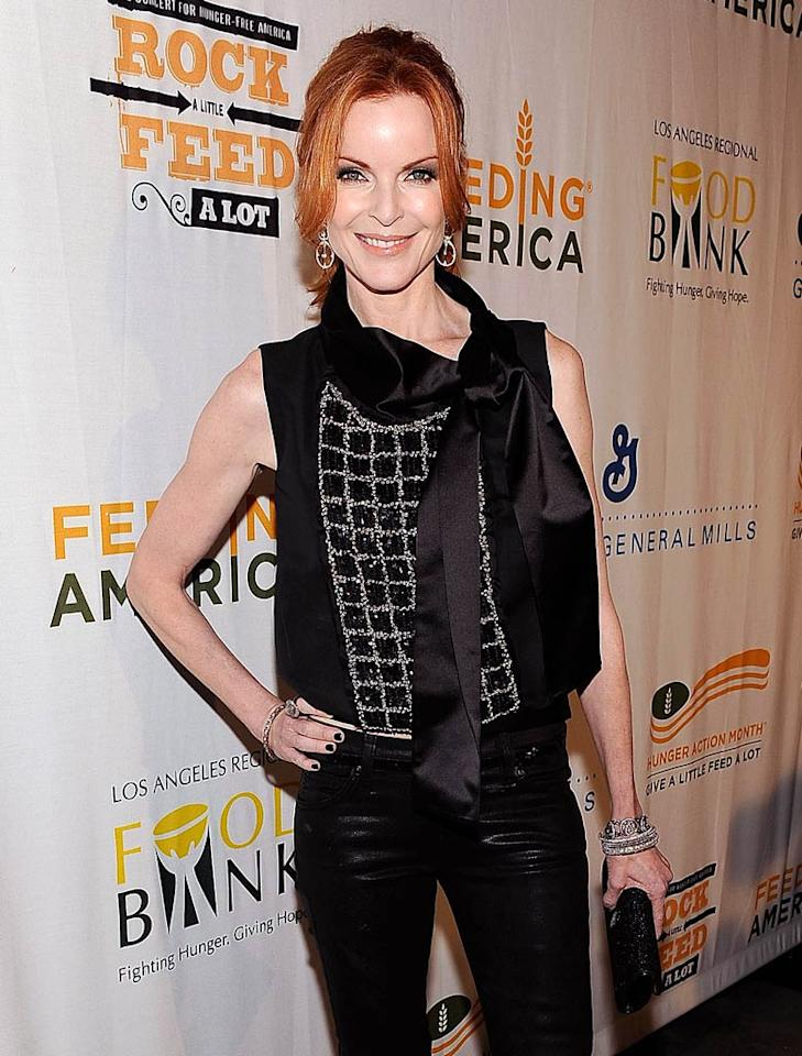 "March 25: Marcia Cross turns 49 Frazer Harrison/<a href=""http://www.gettyimages.com/"" target=""new"">GettyImages.com</a> - September 29, 2009"
