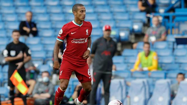 Ten Man Chelsea Perfect For Thiago To Get Used To His Mates Klopp