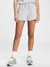 """Looking for a more sporty fit? Try this grey number from Gap, featuring deep pockets and a pre-washed terry fabric for a lived-in look. $40, Gap. <a href=""""https://www.gap.com/browse/product.do?pid=765070052"""" rel=""""nofollow noopener"""" target=""""_blank"""" data-ylk=""""slk:Get it now!"""" class=""""link rapid-noclick-resp"""">Get it now!</a>"""