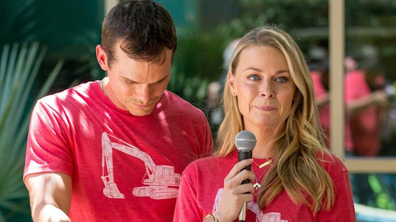 Granger Smith's Wife Amber Pens Emotional Post About Sending Her Kids to School After Son's Death