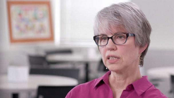 PHOTO: Dr. Mary Schroth is a pediatric pulmonologist and chief medical officer of the nonprofit Cure SMA. She believes screenings for SMA should be mandatory nationwide.  (ABC News )