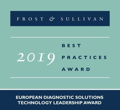 2019 European Diagnostic Solutions Technology Leadership Award