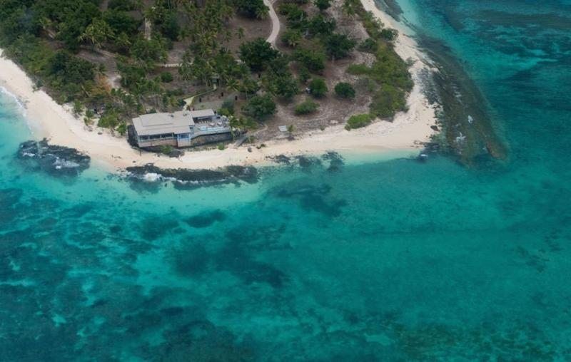 Nothing plane about VOMO: It's worth getting a seaplane to the island for the photos! Source: Be