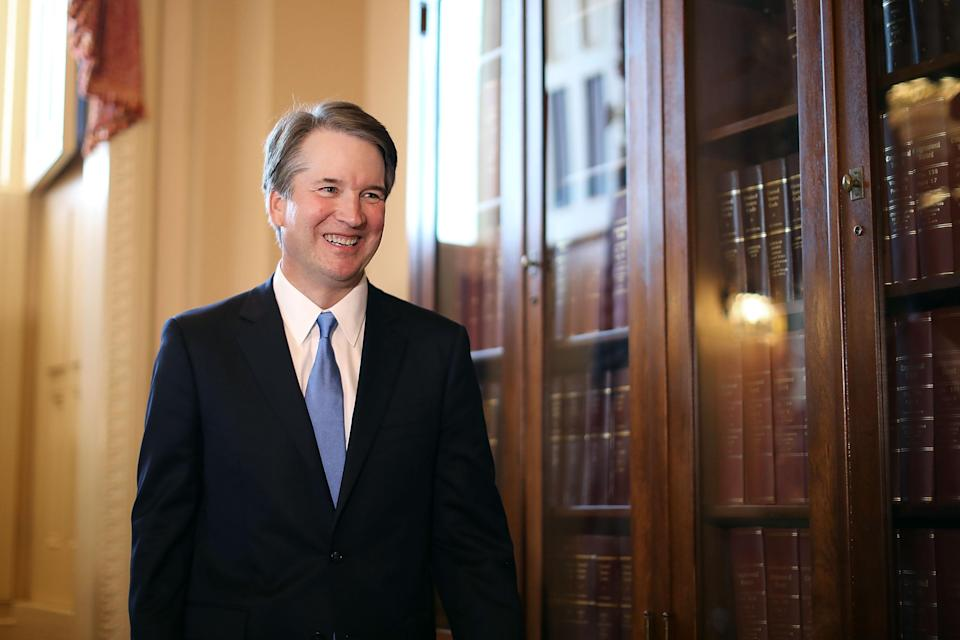 Brett Kavanaugh, Supreme Court nominee, and his accuser, Christine Blasey Ford, are both now willing to testify. (Photo: Getty Images)