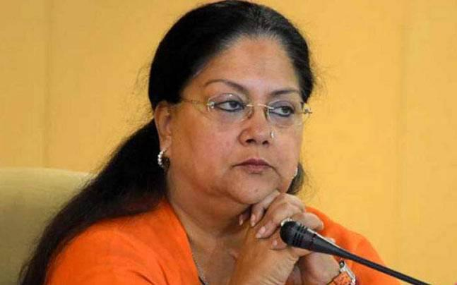 Congress attacks Vasundhara Raje government for failing to provide protection to Kashmiri students